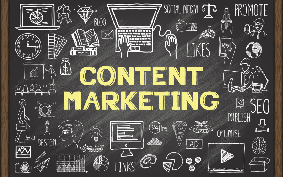 How to put together a content marketing plan – Part 1 of 2