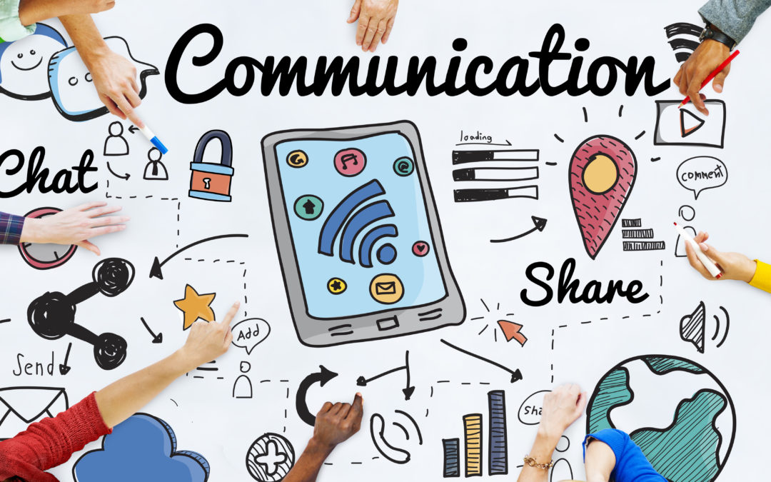 Abstract image of Communications strategies